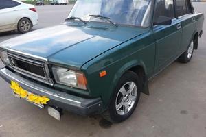 Подержанный автомобиль ВАЗ (Lada) 2107, хорошее состояние, 1999 года выпуска, цена 49 000 руб., Апрелевка