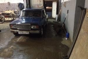 Автомобиль ВАЗ (Lada) 2107, хорошее состояние, 2001 года выпуска, цена 38 000 руб., Челябинская область