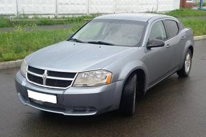 Автомобиль Dodge Avenger, отличное состояние, 2008 года выпуска, цена 460 000 руб., Красноярск