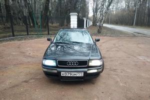Автомобиль Audi Coupe, среднее состояние, 1993 года выпуска, цена 135 000 руб., Москва
