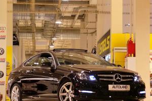 Подержанный автомобиль Mercedes-Benz C-Класс, отличное состояние, 2014 года выпуска, цена 1 315 000 руб., Московская область