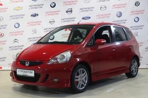 Авто Honda Jazz, 2008 года выпуска, цена 385 000 руб., Москва