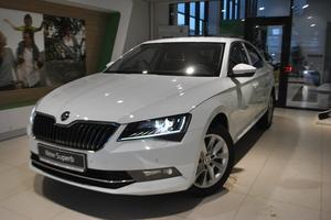 Авто Skoda Superb, 2016 года выпуска, цена 1 590 000 руб., Москва
