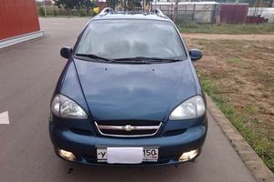 Подержанный автомобиль Chevrolet Rezzo, хорошее состояние, 2007 года выпуска, цена 270 000 руб., Руза