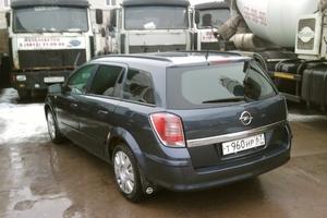 Автомобиль Opel Astra, отличное состояние, 2007 года выпуска, цена 345 000 руб., Смоленск