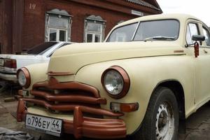 Автомобиль ГАЗ М-20 Победа, хорошее состояние, 1955 года выпуска, цена 200 000 руб., Кострома