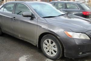 Подержанный автомобиль Toyota Camry, отличное состояние, 2006 года выпуска, цена 620 000 руб., Аша