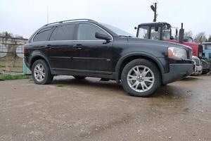 Автомобиль Volvo XC90, среднее состояние, 2005 года выпуска, цена 420 000 руб., Смоленск