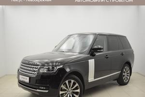 Авто Land Rover Range Rover, 2014 года выпуска, цена 4 075 000 руб., Москва