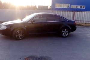 Автомобиль Audi S6, отличное состояние, 2000 года выпуска, цена 450 000 руб., Сургут