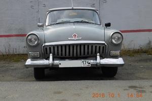 Автомобиль ГАЗ 21 Волга, хорошее состояние, 1962 года выпуска, цена 135 000 руб., Челябинск
