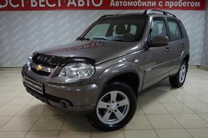 Авто Chevrolet Niva, 2014 года выпуска, цена 488 000 руб., Москва