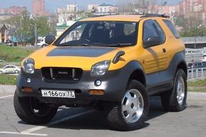 Автомобиль Isuzu VehiCross, отличное состояние, 1998 года выпуска, цена 700 000 руб., Владивосток