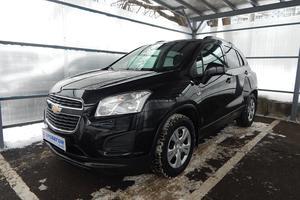 Авто Chevrolet Tracker, 2015 года выпуска, цена 845 000 руб., Москва