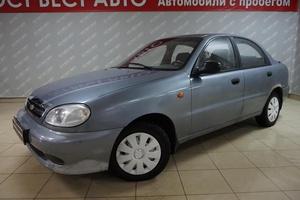 Авто Chevrolet Lanos, 2008 года выпуска, цена 109 000 руб., Москва