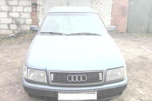 Подержанный автомобиль Audi 100, среднее состояние, 1991 года выпуска, цена 115 000 руб., Дмитров