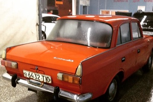 Автомобиль ИЖ 412, отличное состояние, 1984 года выпуска, цена 55 000 руб., Тюмень