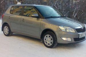 Подержанный автомобиль Skoda Fabia, отличное состояние, 2013 года выпуска, цена 450 000 руб., Челябинск