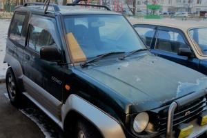 Автомобиль Mitsubishi Pajero Junior, хорошее состояние, 1995 года выпуска, цена 115 000 руб., Щелково