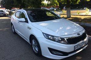 Автомобиль Kia K5, отличное состояние, 2011 года выпуска, цена 830 000 руб., Краснодар