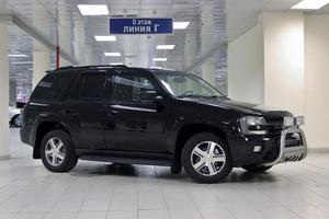 Авто Chevrolet TrailBlazer, 2008 года выпуска, цена 655 555 руб., Москва