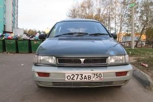 Автомобиль Mitsubishi Chariot, хорошее состояние, 1993 года выпуска, цена 150 000 руб., Смоленск
