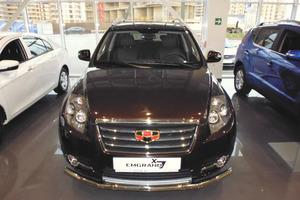 Авто Geely Emgrand, 2016 года выпуска, цена 803 000 руб., Краснодар