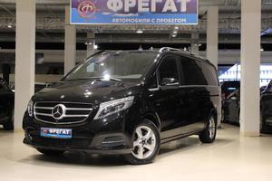 Авто Mercedes-Benz V-Класс, 2014 года выпуска, цена 3 295 000 руб., Москва