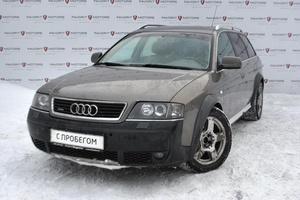 Авто Audi A6, 2002 года выпуска, цена 320 000 руб., Москва