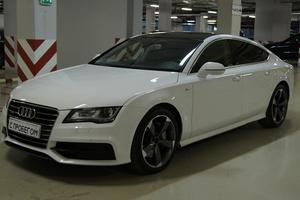 Авто Audi A7, 2013 года выпуска, цена 1 699 000 руб., Москва