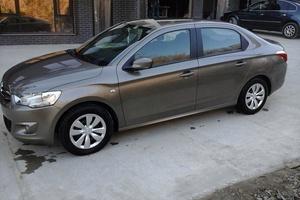 Автомобиль Citroen C-Elysee, хорошее состояние, 2013 года выпуска, цена 500 000 руб., Краснодар