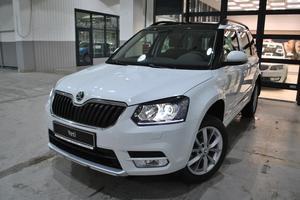 Авто Skoda Yeti, 2016 года выпуска, цена 1 555 000 руб., Москва