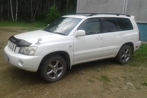 Автомобиль Toyota Kluger, отличное состояние, 2002 года выпуска, цена 620 000 руб., Шимановск
