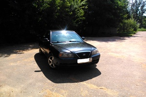 Подержанный автомобиль Hyundai Elantra, хорошее состояние, 2005 года выпуска, цена 240 000 руб., Смоленск