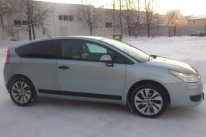 Подержанный автомобиль Citroen C4, хорошее состояние, 2008 года выпуска, цена 265 000 руб., Челябинск