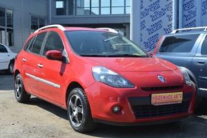 Авто Renault Clio, 2010 года выпуска, цена 330 000 руб., Екатеринбург