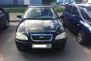 Автомобиль Chery Amulet, хорошее состояние, 2007 года выпуска, цена 150 000 руб., Сургут