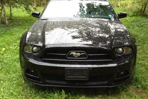 Автомобиль Ford Mustang, отличное состояние, 2012 года выпуска, цена 2 600 000 руб., Москва
