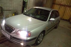 Подержанный автомобиль Hyundai Elantra, отличное состояние, 2004 года выпуска, цена 225 000 руб., Миасс