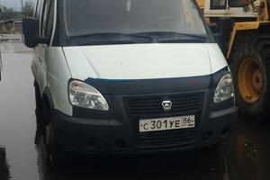 Подержанный автомобиль ГАЗ Газель, хорошее состояние, 2010 года выпуска, цена 230 000 руб., Когалым