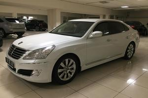 Авто Hyundai Equus, 2012 года выпуска, цена 1 290 000 руб., Москва