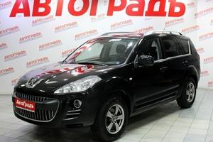Авто Peugeot 4007, 2009 года выпуска, цена 609 000 руб., Москва