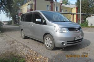 Автомобиль Nissan Serena, хорошее состояние, 2007 года выпуска, цена 450 000 руб., Киселевск