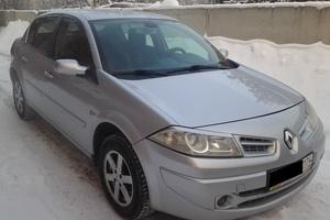 Подержанный автомобиль Renault Megane, отличное состояние, 2007 года выпуска, цена 288 000 руб., Челябинск