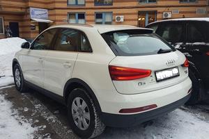 Автомобиль Audi Q3, отличное состояние, 2013 года выпуска, цена 1 150 000 руб., Москва