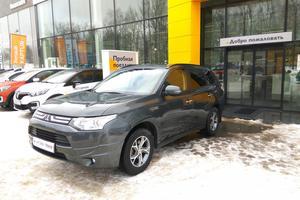 Авто Mitsubishi Outlander, 2014 года выпуска, цена 1 149 000 руб., Москва