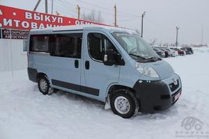 Авто Peugeot Boxer, 2013 года выпуска, цена 927 000 руб., Тюмень