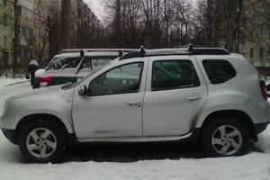 Подержанный автомобиль Renault Duster, отличное состояние, 2013 года выпуска, цена 700 000 руб., Подольск