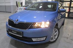 Авто Skoda Rapid, 2016 года выпуска, цена 959 016 руб., Москва