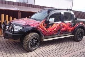 Подержанный автомобиль Nissan Navara, отличное состояние, 2011 года выпуска, цена 1 500 000 руб., Челябинск